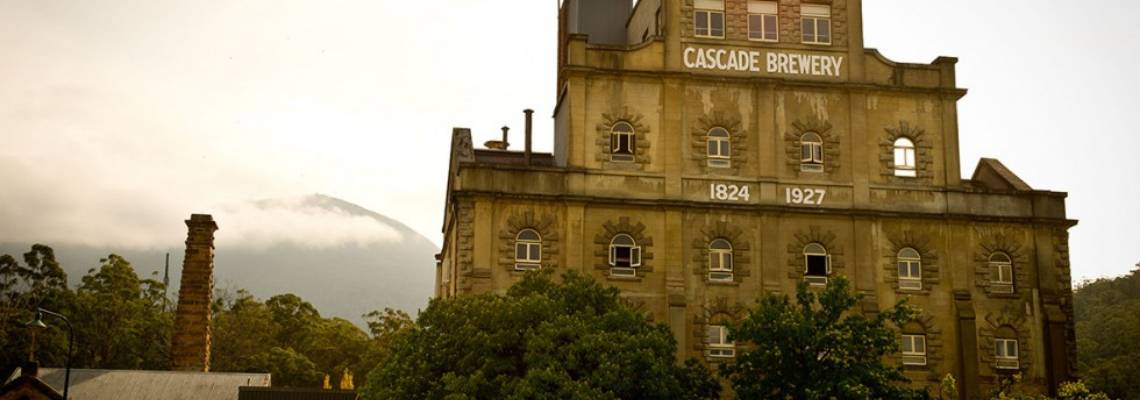 Cascade Brewery Attractions - The Brunswick Hotel